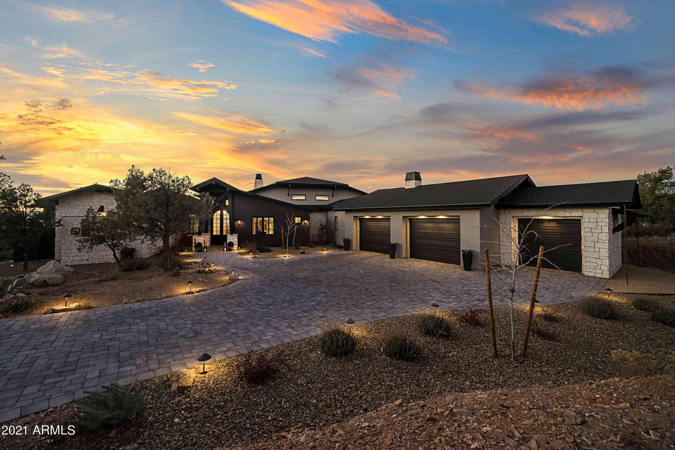 11800 W LOST MAN CANYON Way, Prescott, AZ, 86305,