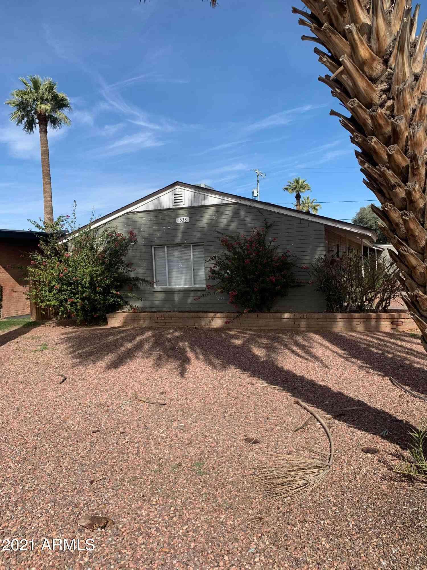 1538 W OSBORN Road, Phoenix, AZ, 85015,
