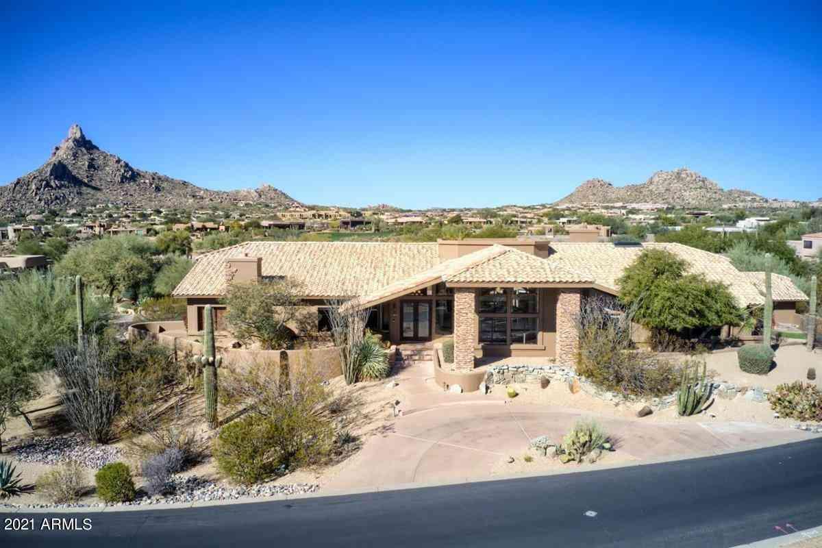 10694 E YEARLING Drive, Scottsdale, AZ, 85255,