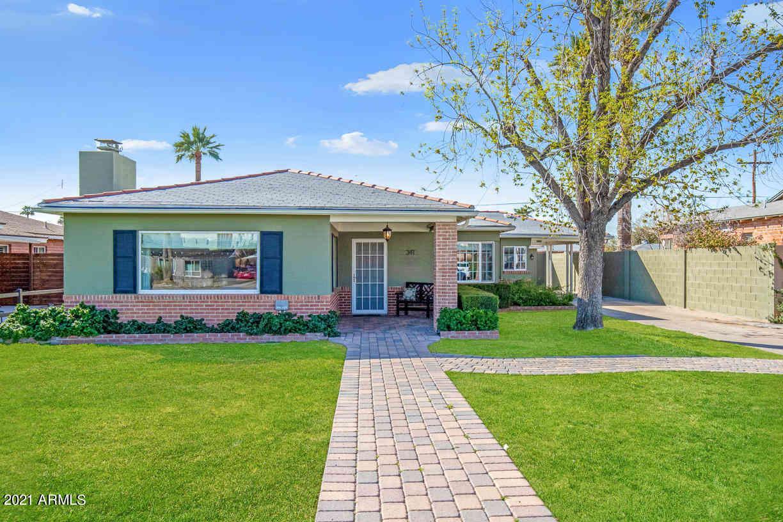 341 W EDGEMONT Avenue, Phoenix, AZ, 85003,