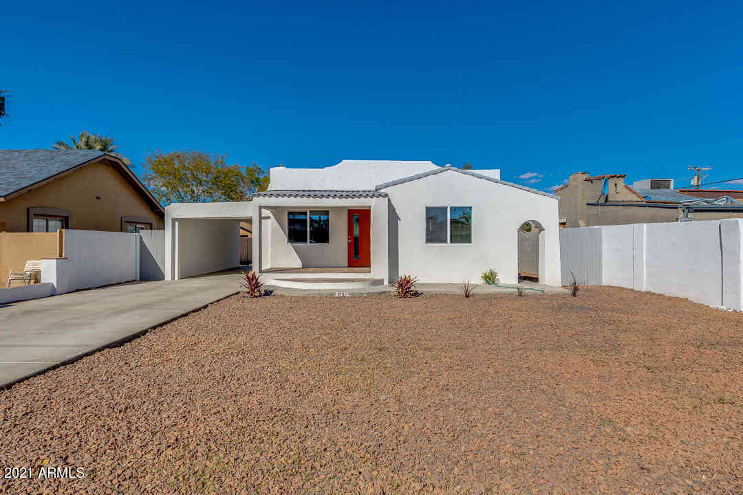 1632 E HARVARD Street, Phoenix, AZ, 85006,