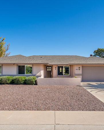 15813 N LAKEFOREST Drive Sun City, AZ, 85351