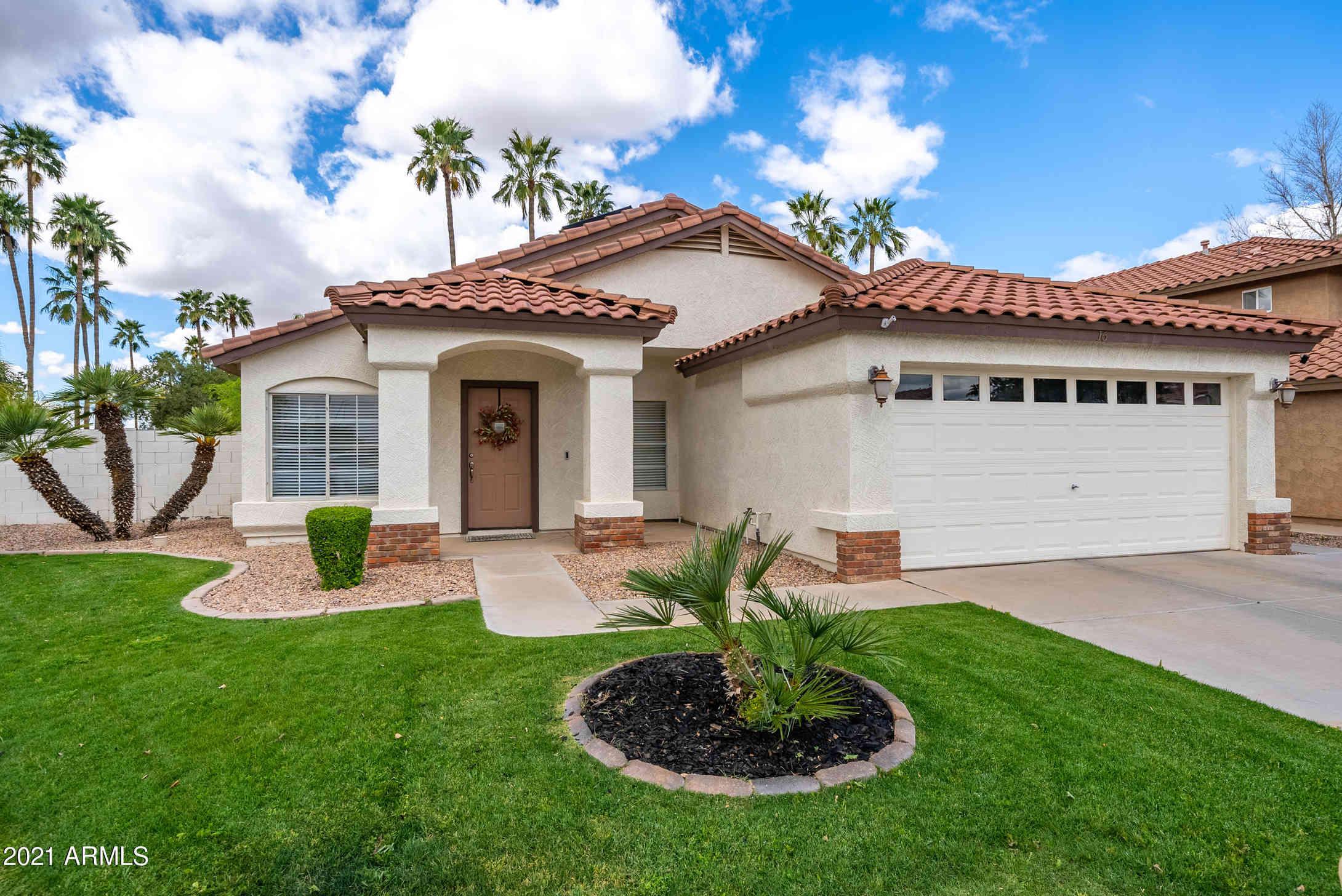 16 N STARBOARD Drive, Gilbert, AZ, 85234,