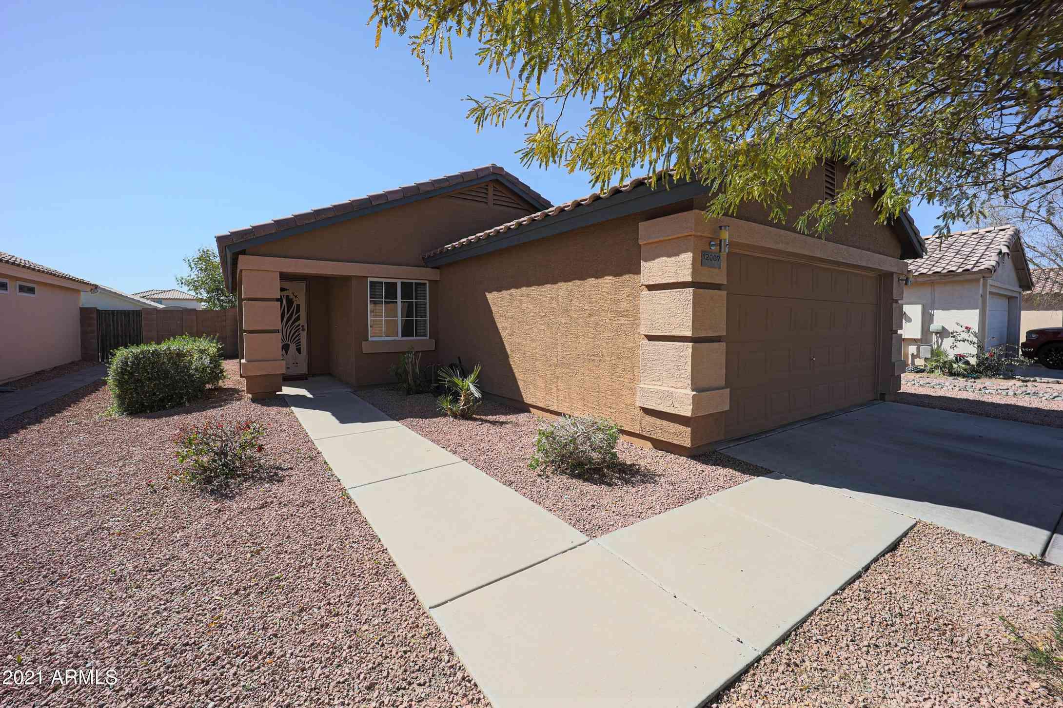 12007 W DAHLIA Drive, El Mirage, AZ, 85335,