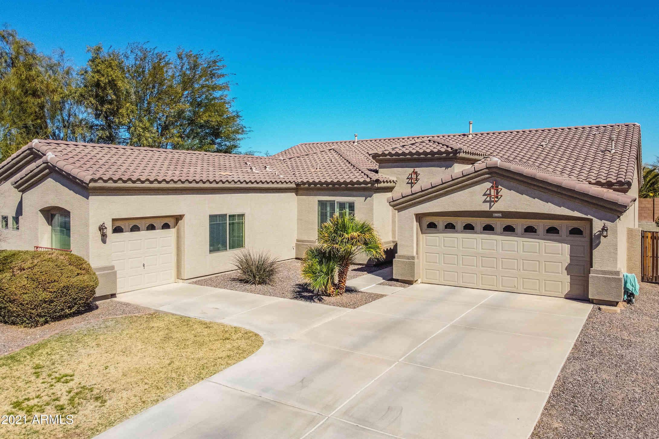 19095 N STONEGATE Road, Maricopa, AZ, 85138,