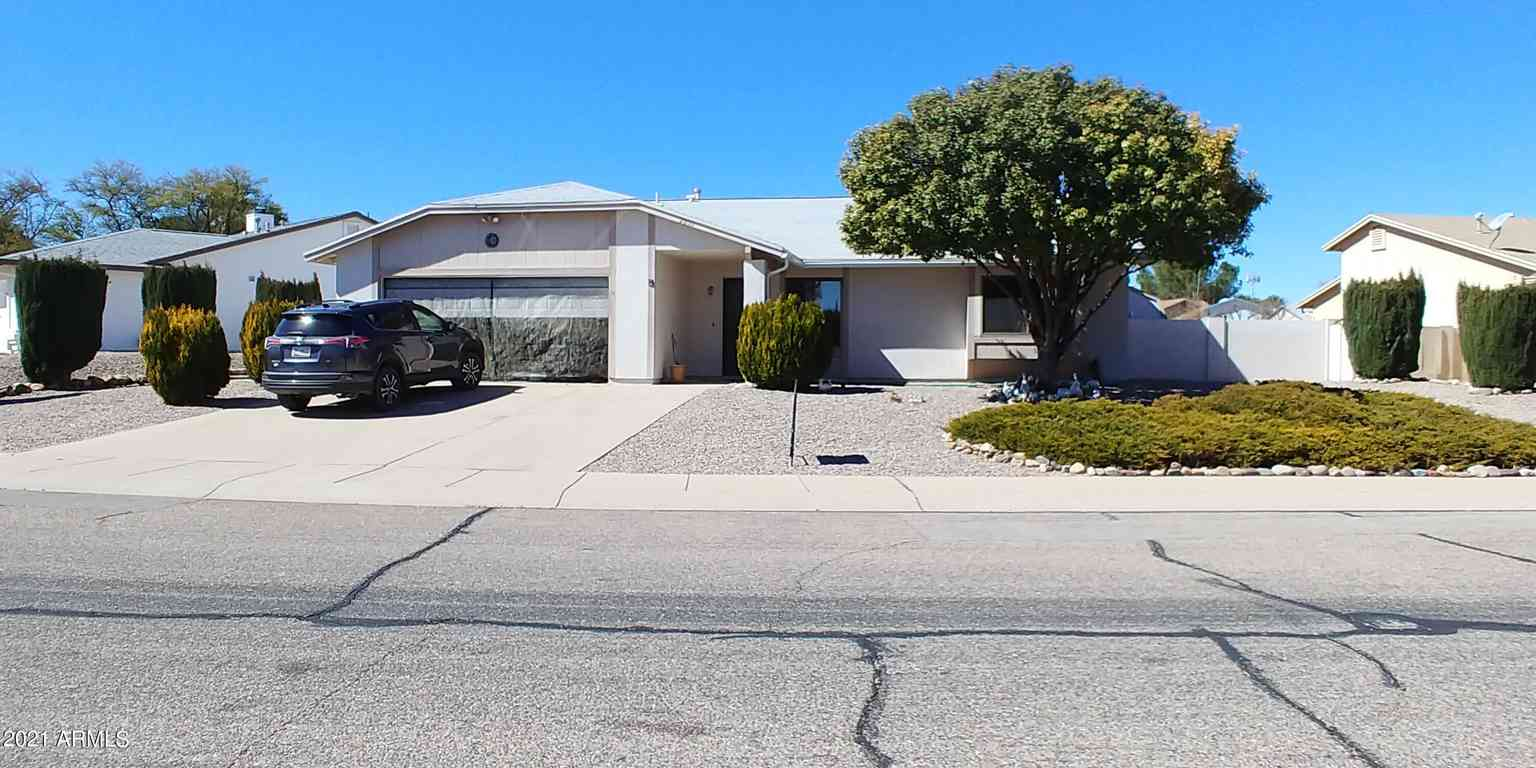 2857 Canyon View Drive, Sierra Vista, AZ, 85650,