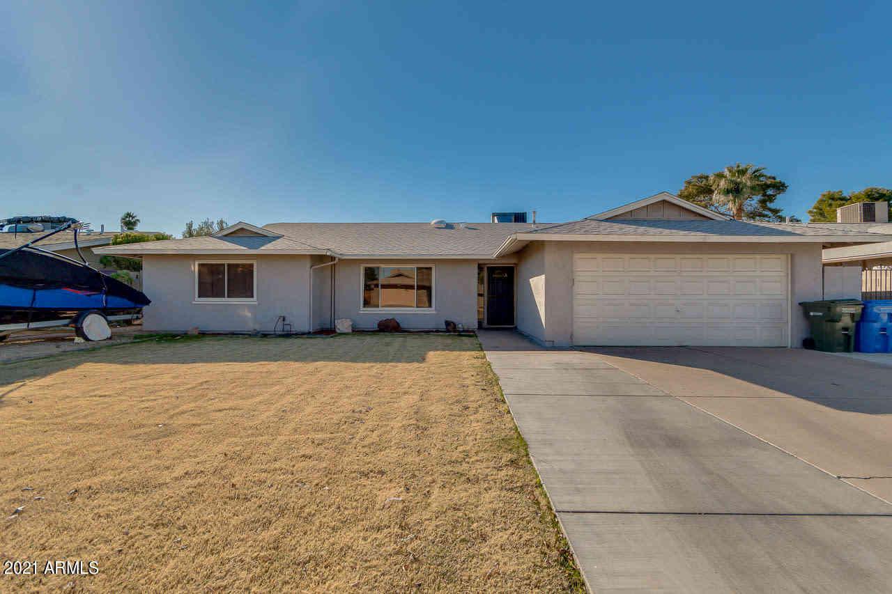 13838 N 36TH Avenue, Phoenix, AZ, 85053,