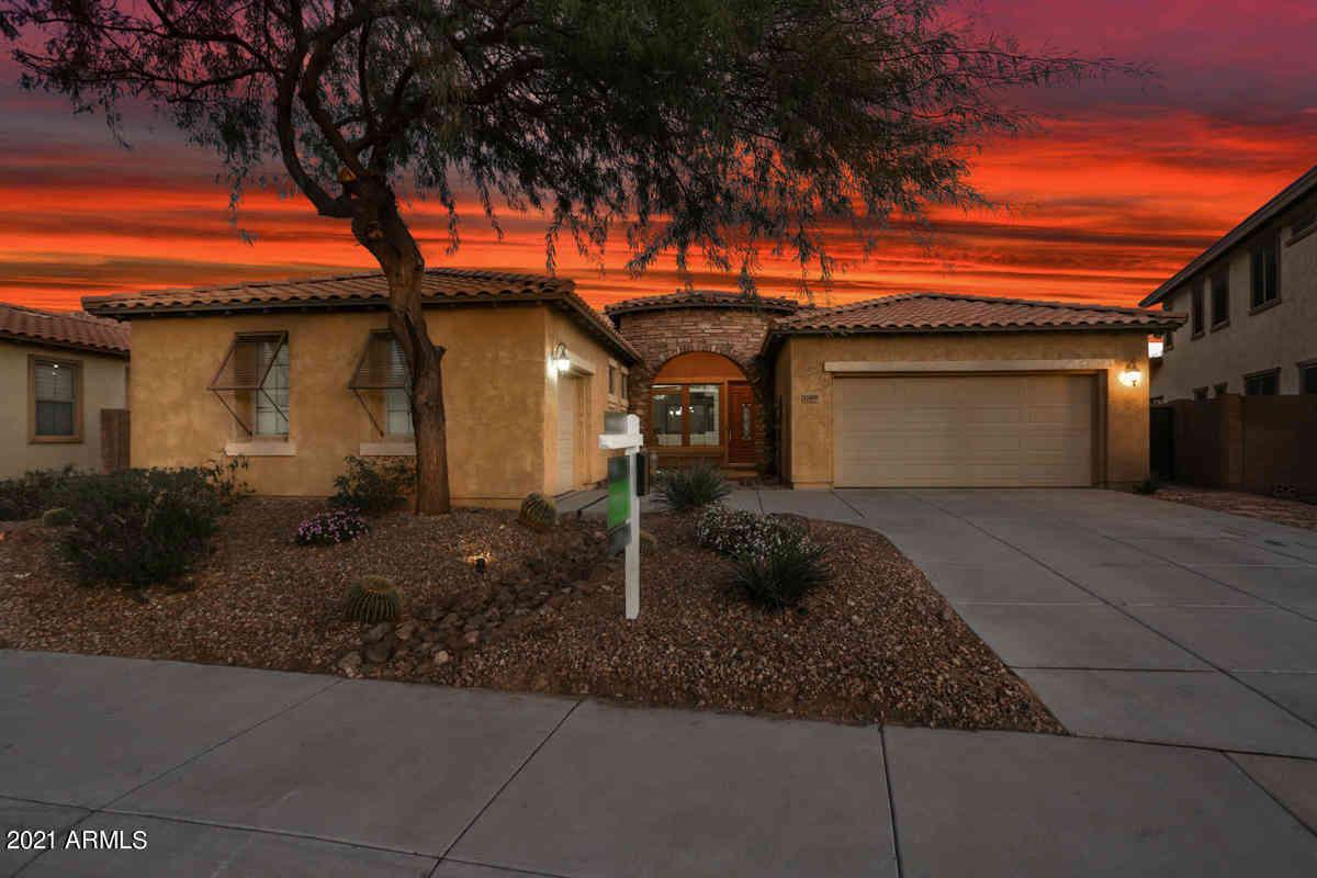 12455 W MONTGOMERY Road, Peoria, AZ, 85383,