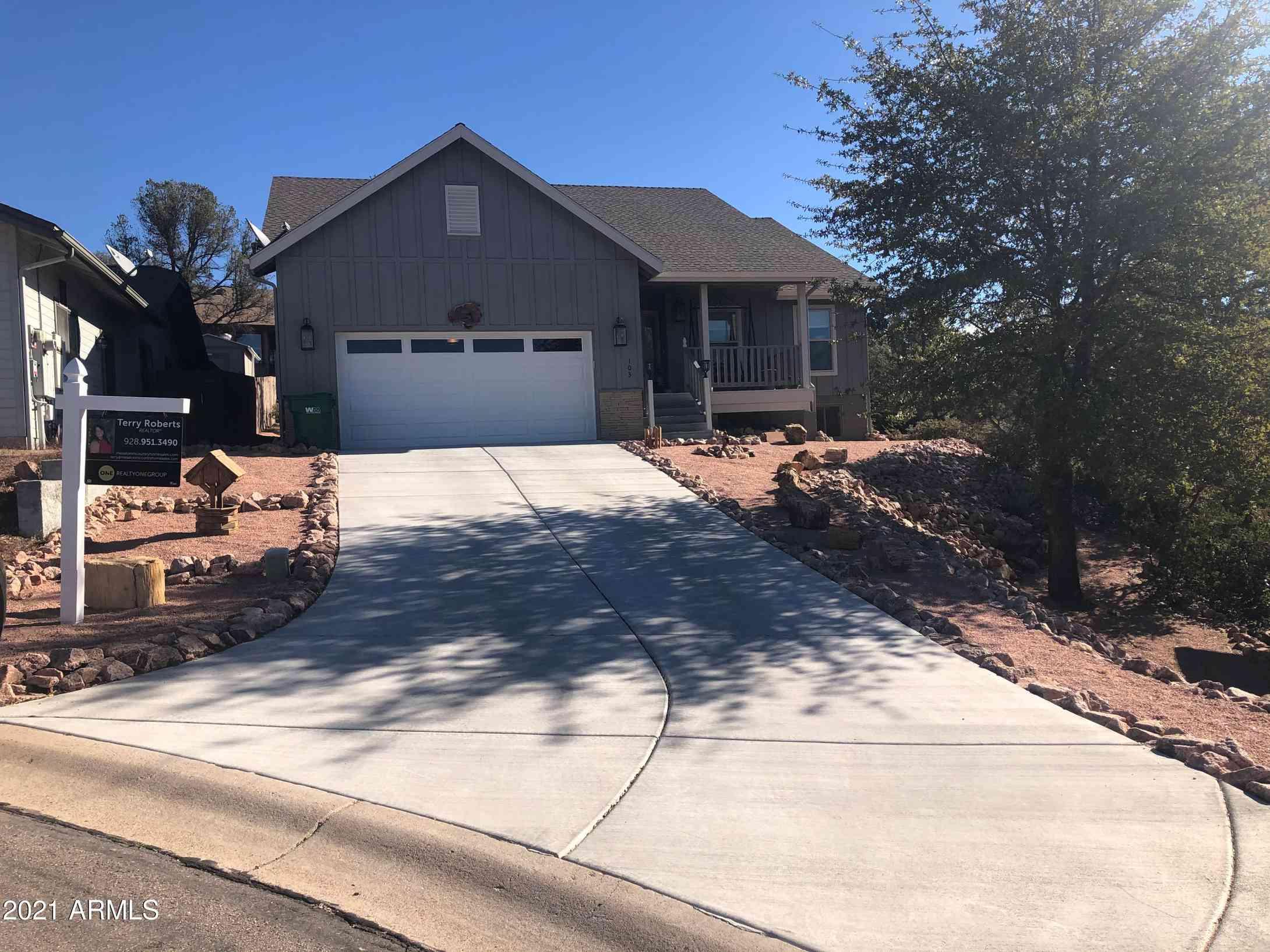 103 N Lariat Way, Payson, AZ, 85541,