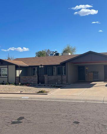 5919 W MONTE CRISTO Avenue Glendale, AZ, 85306