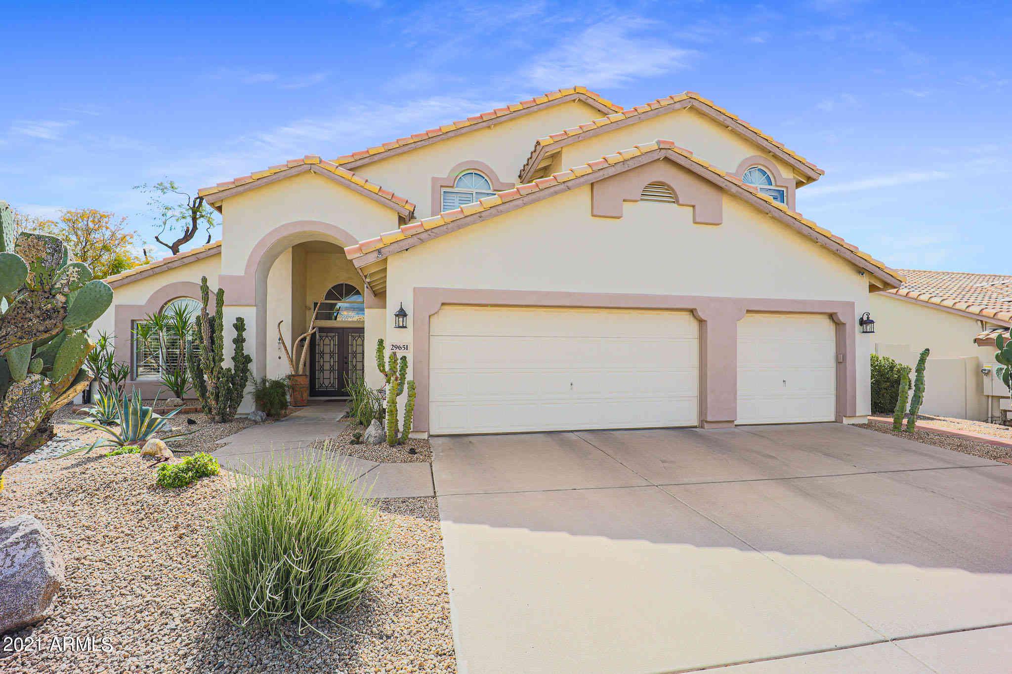 29651 N 45TH Street, Cave Creek, AZ, 85331,