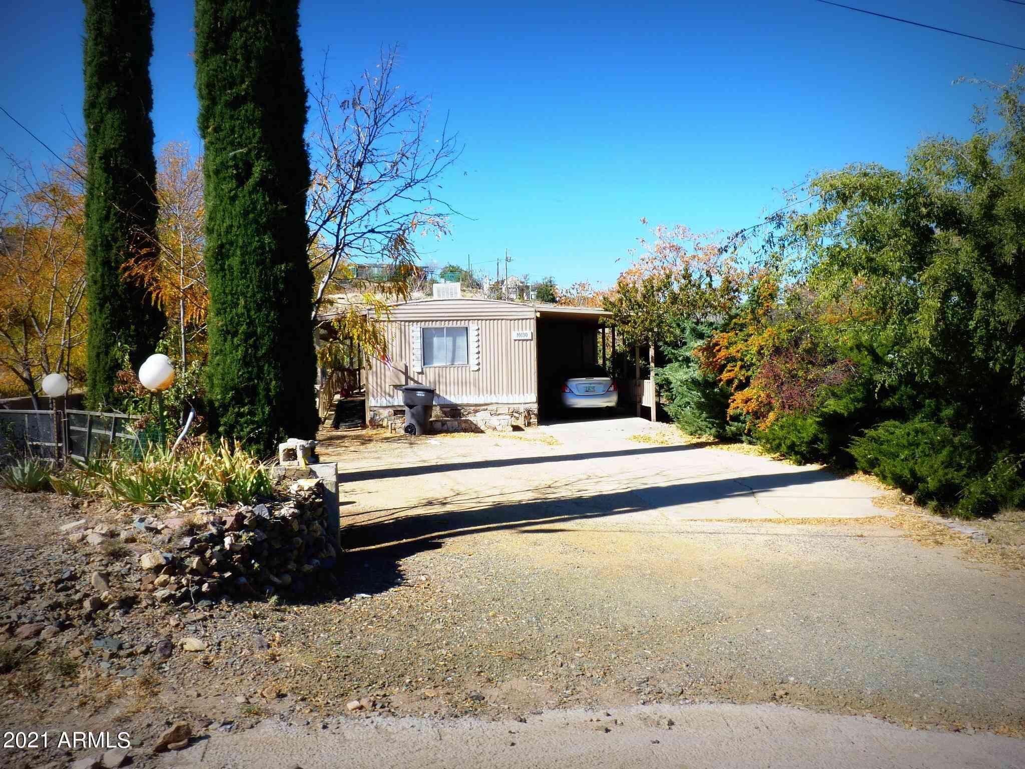 10130 S 3RD Street, Mayer, AZ, 86333,