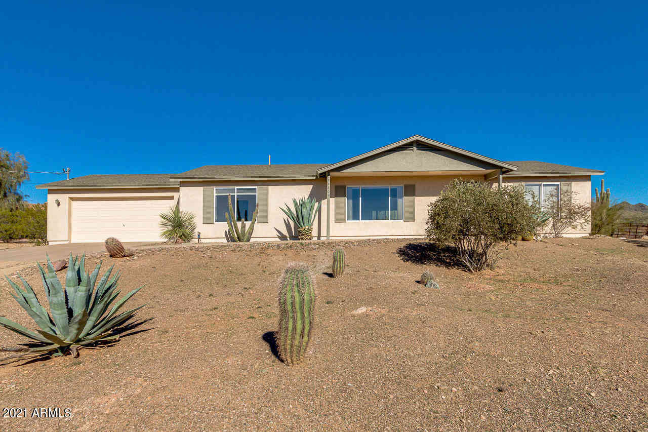 45809 N 37TH Avenue, New River, AZ, 85087,