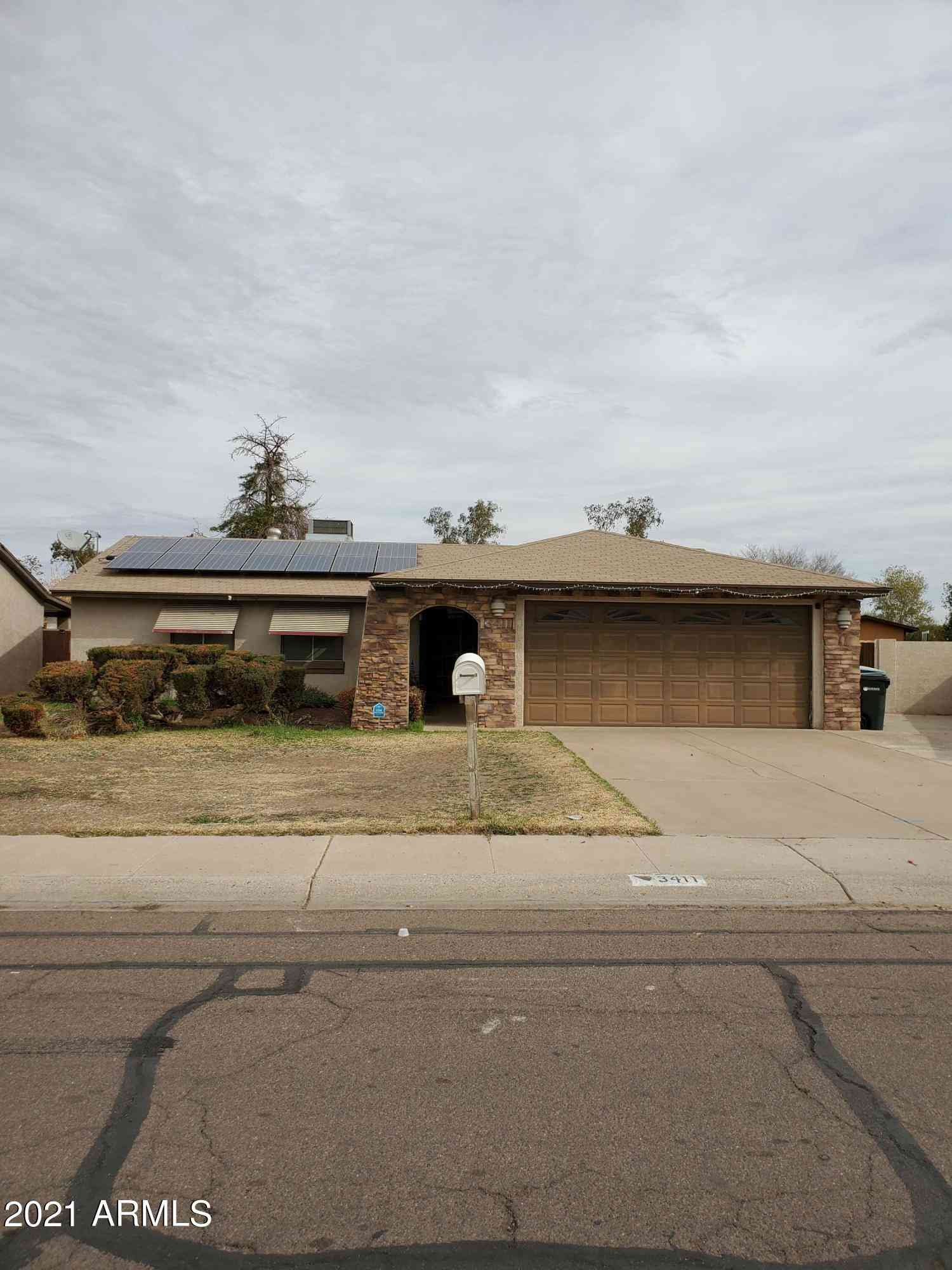3411 N 89TH Avenue, Phoenix, AZ, 85037,