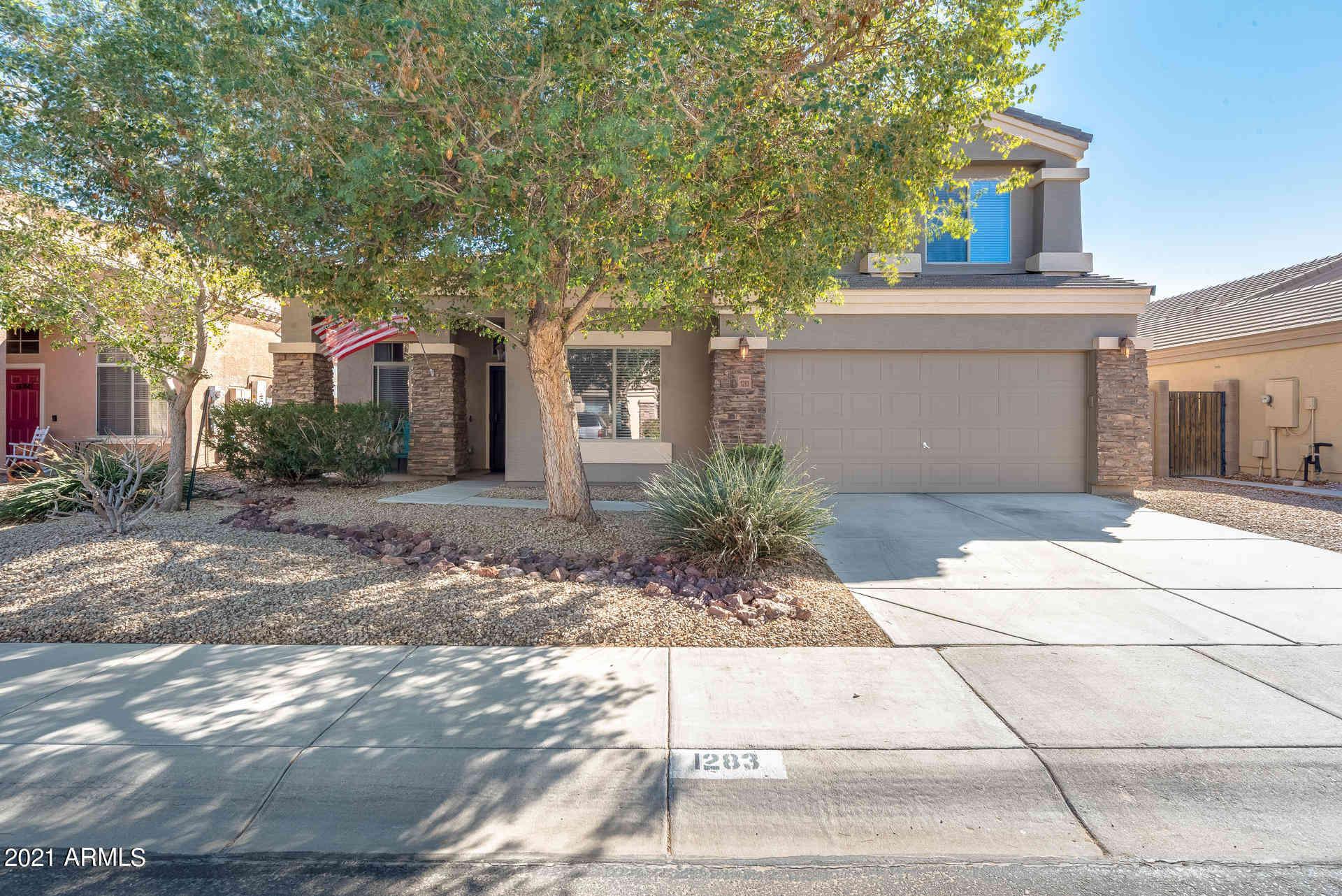 1283 W BEACON Court, Casa Grande, AZ, 85122,
