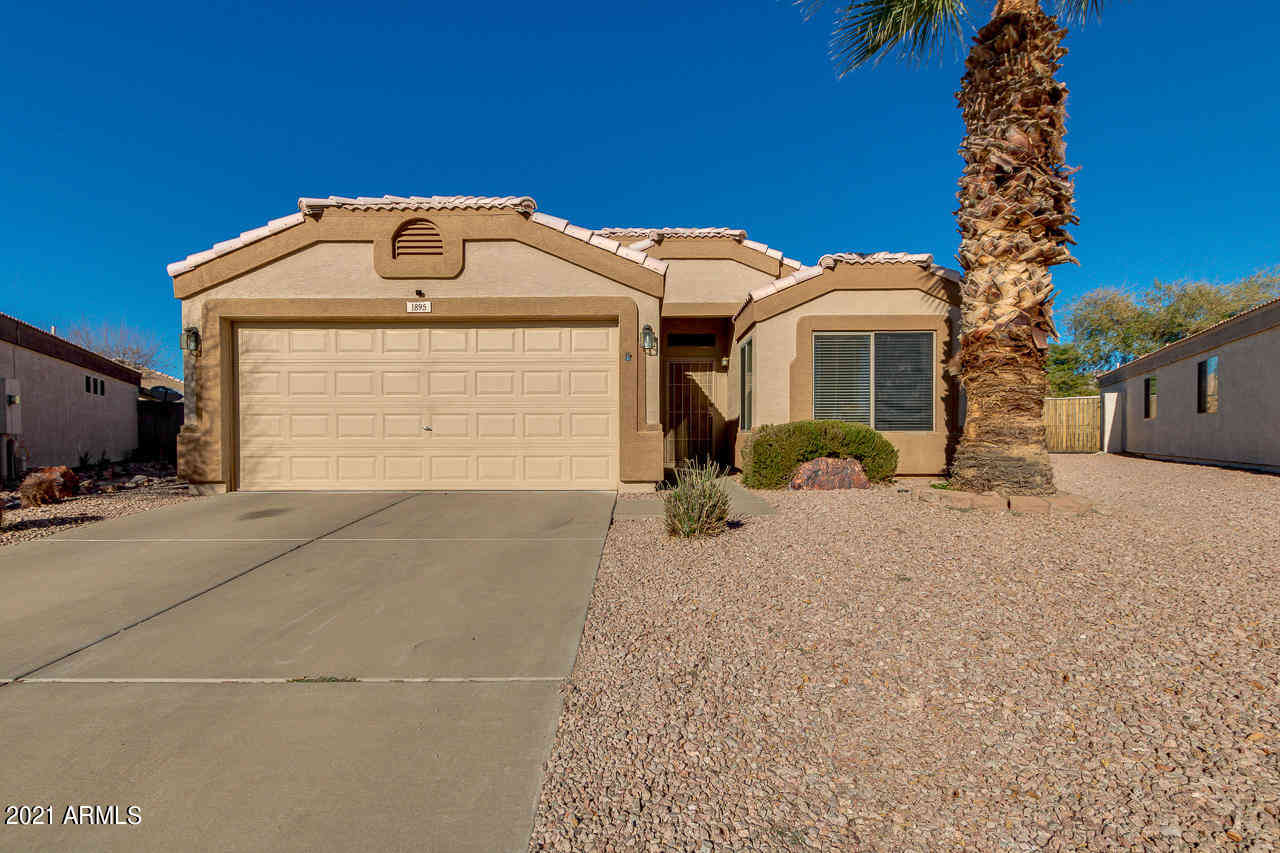 1895 S SILVER Drive, Apache Junction, AZ, 85120,