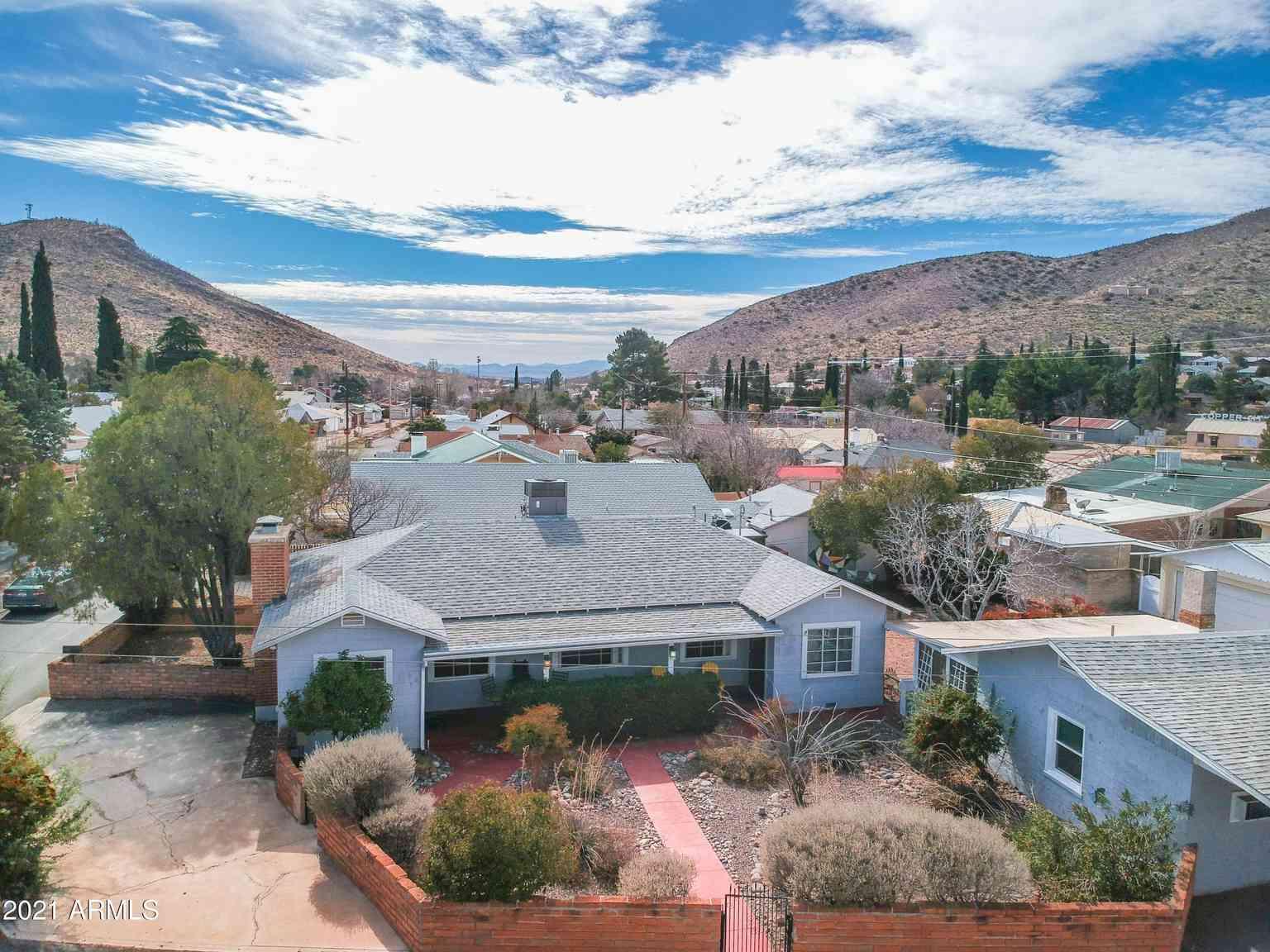 313 Hovland Street, Bisbee, AZ, 85603,
