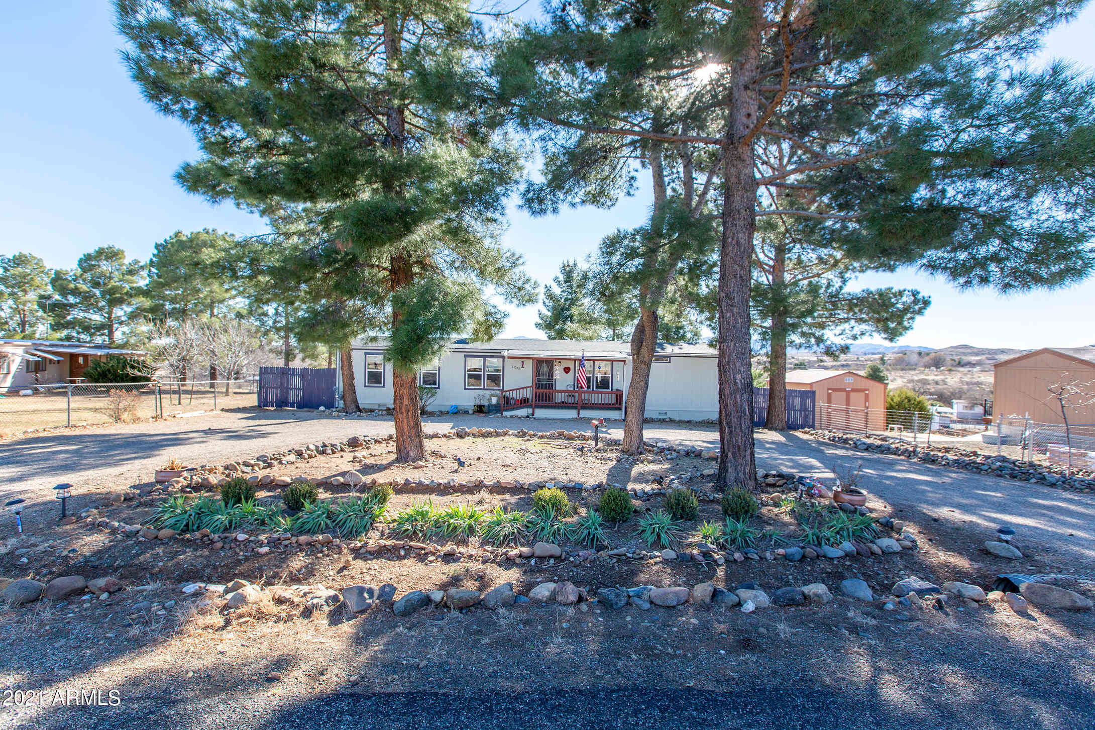 17155 E Rabbit Road, Mayer, AZ, 86333,