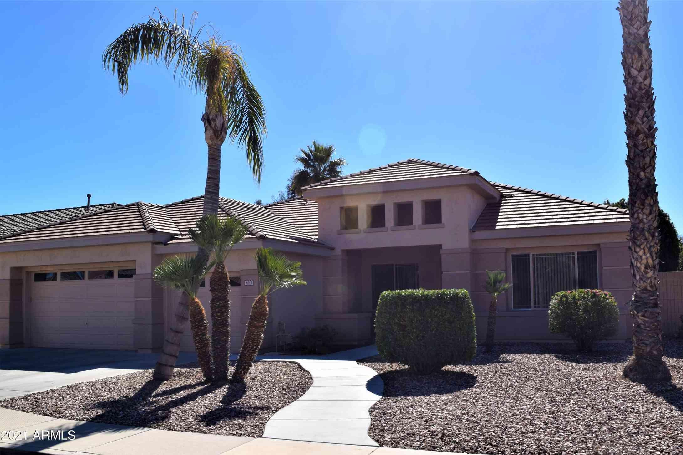 8043 W VIA DEL SOL --, Peoria, AZ, 85383,