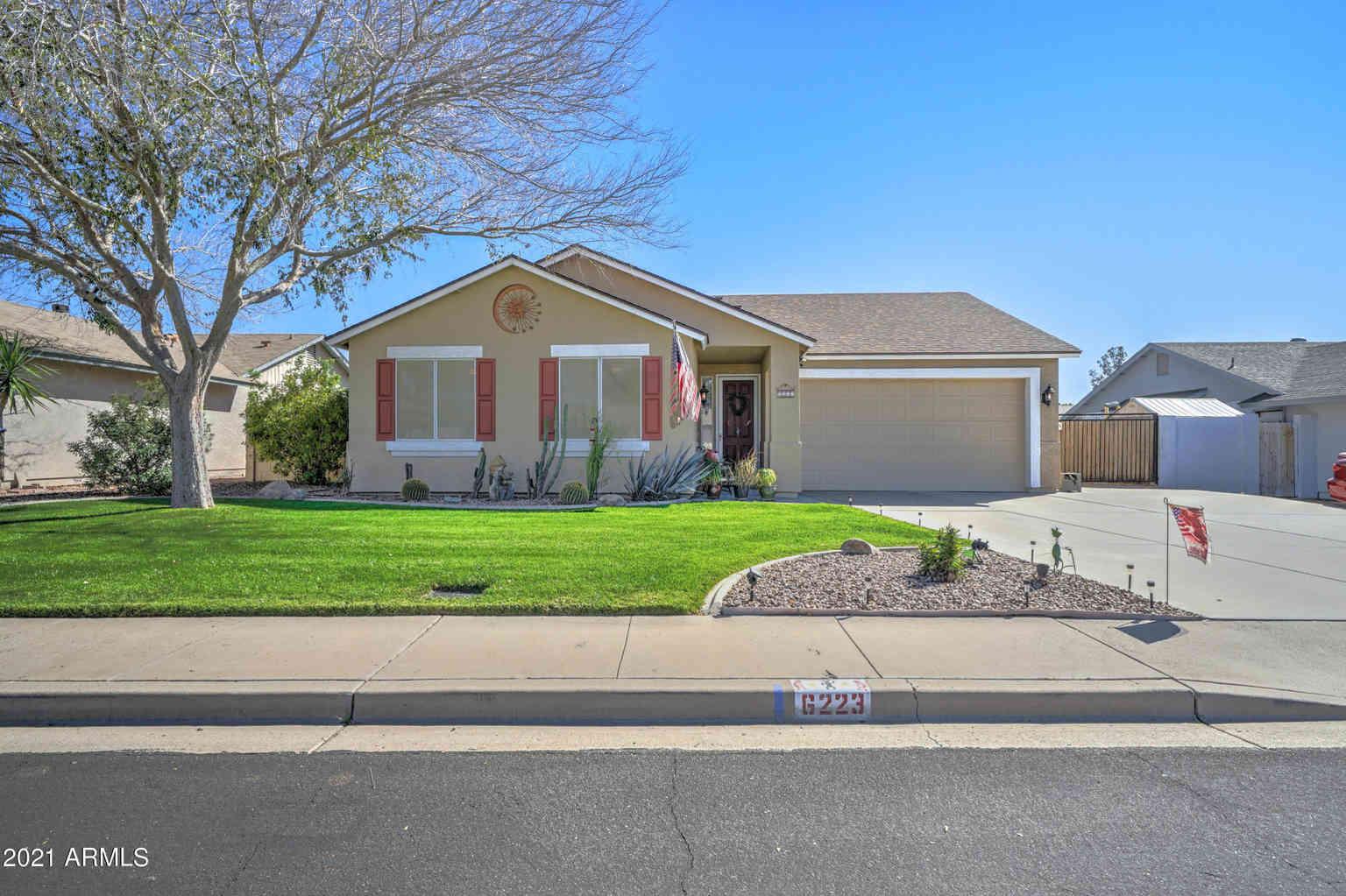 6223 E IVYGLEN Street, Mesa, AZ, 85205,