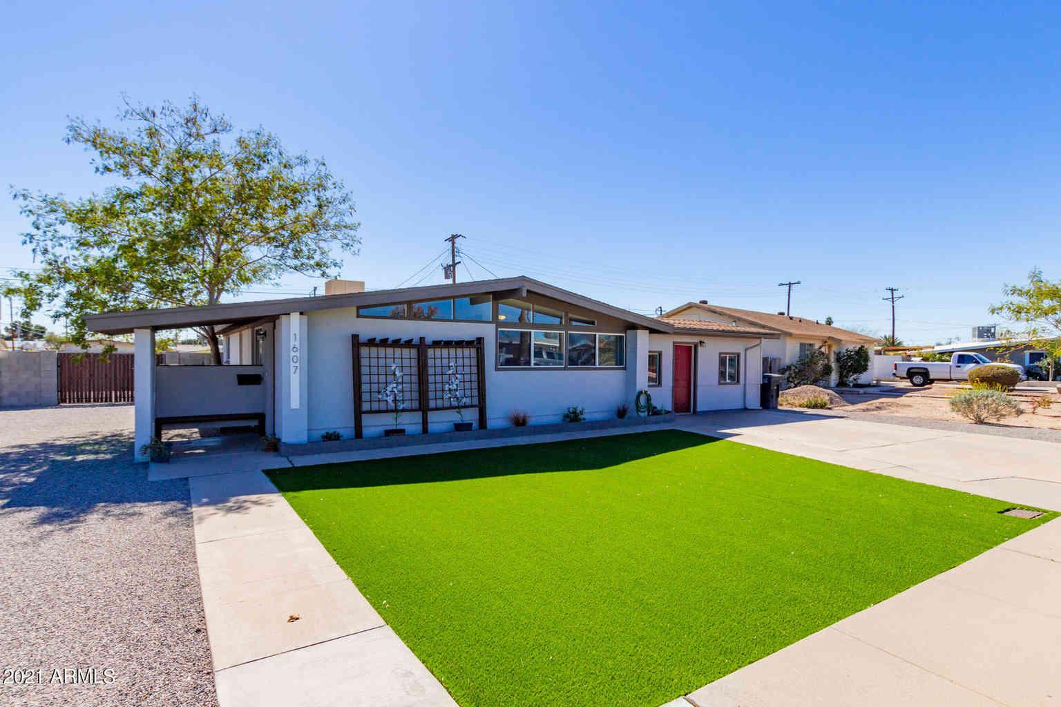 1607 W DELL Circle, Mesa, AZ, 85201,