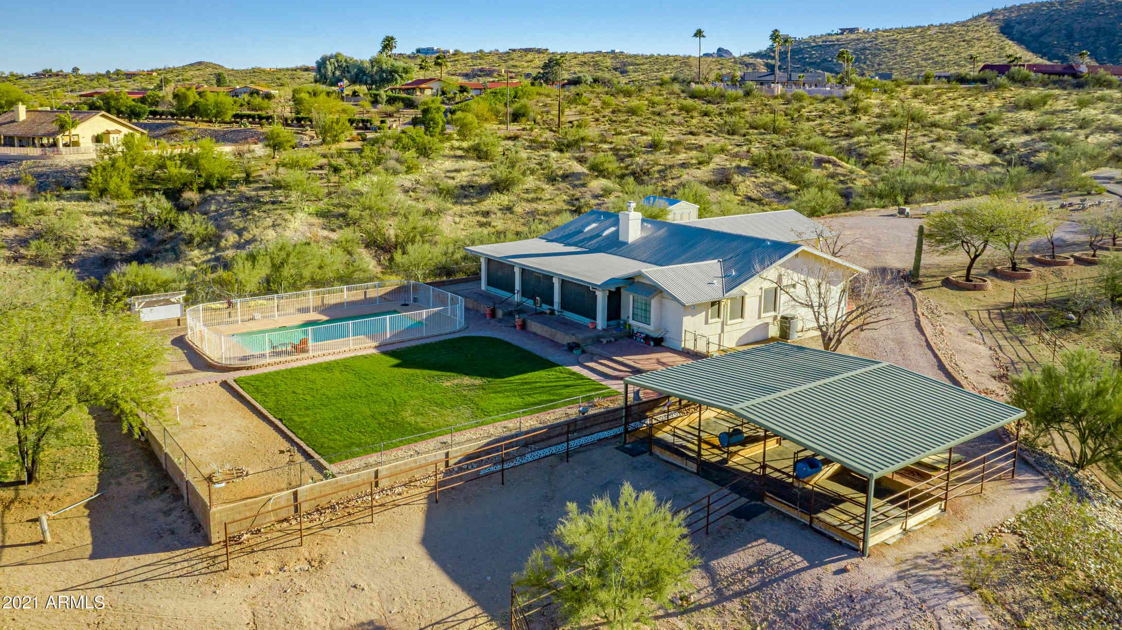 150 W TURTLEBACK Lane, Wickenburg, AZ, 85390,
