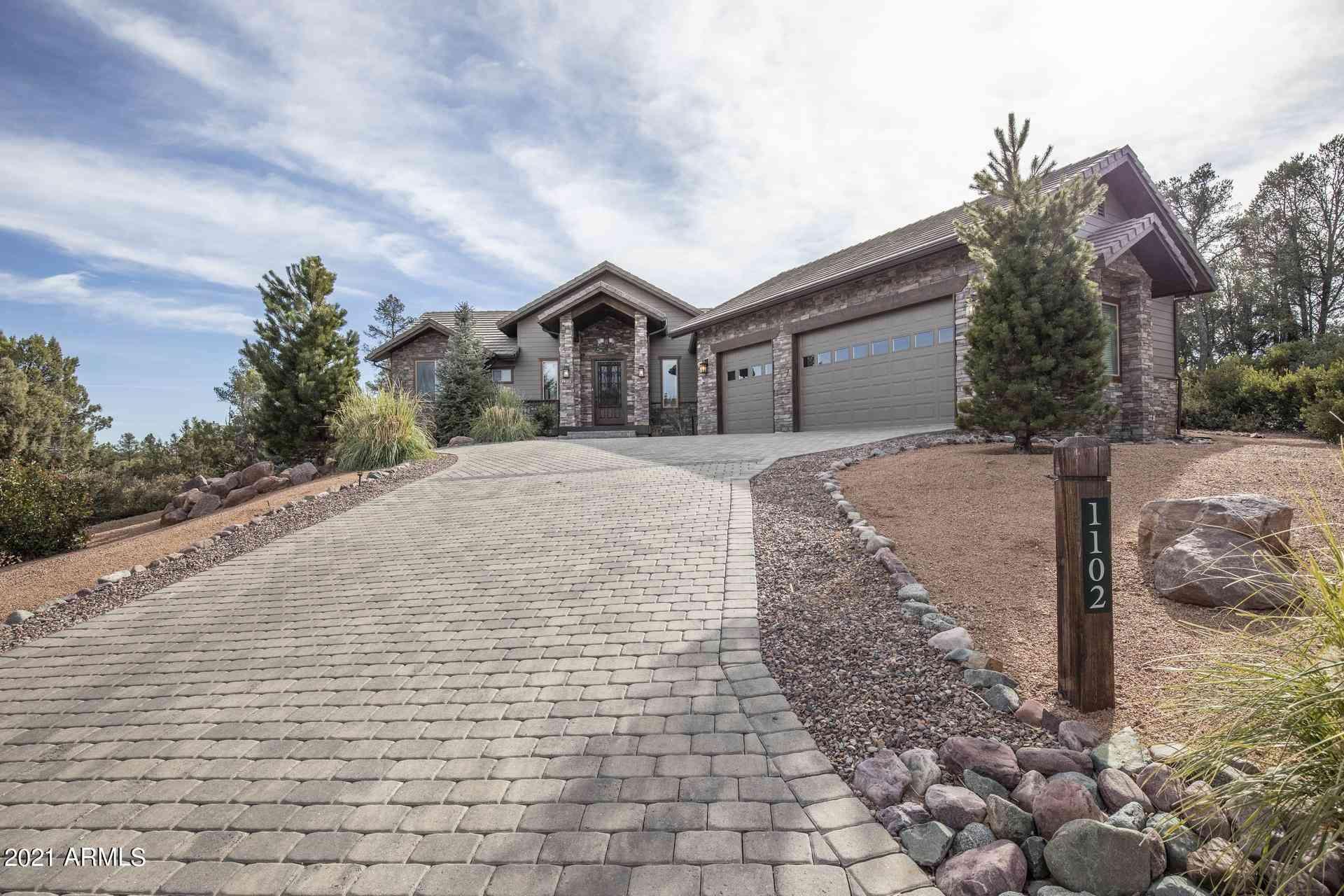 1102 N Scenic Drive, Payson, AZ, 85541,