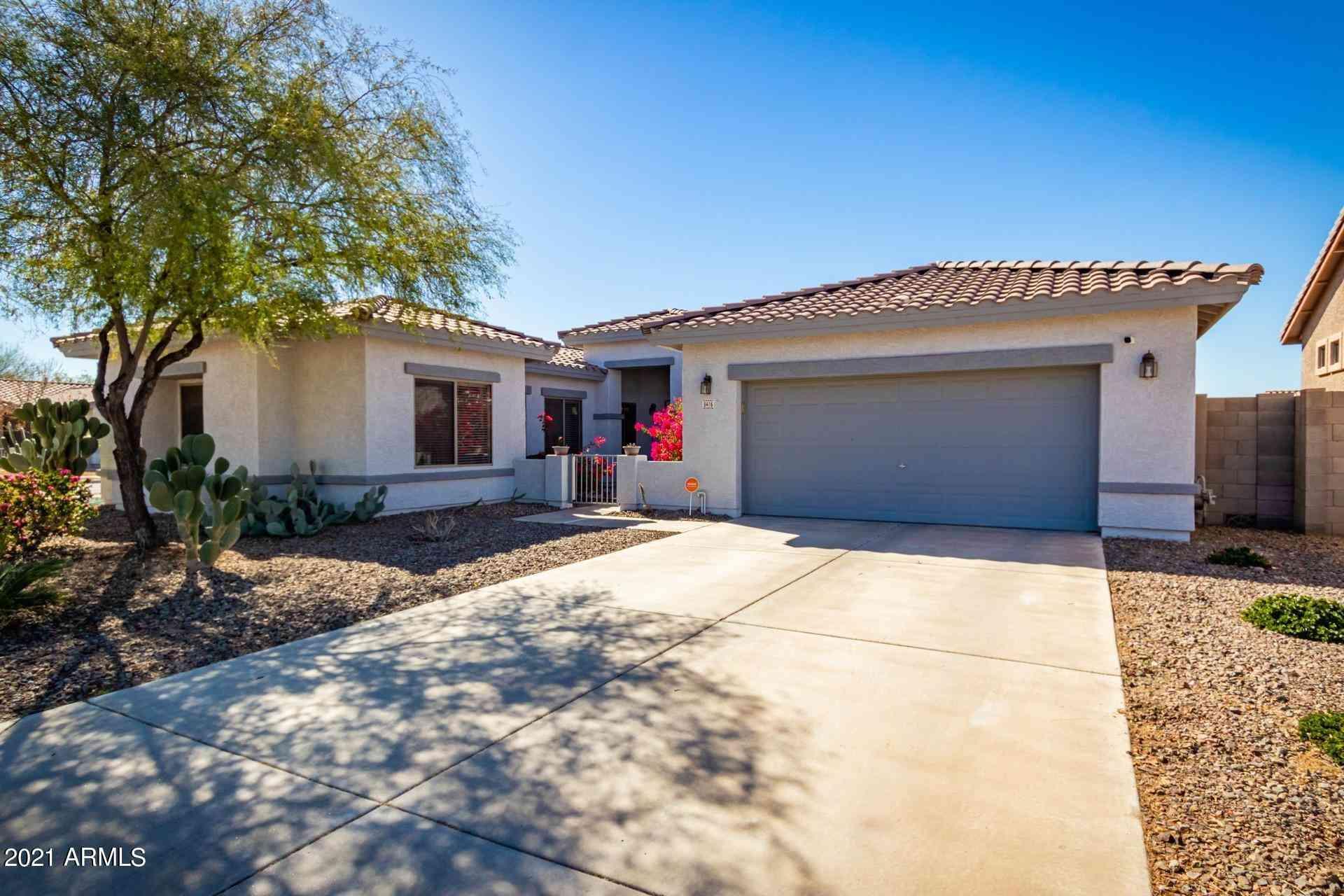 5416 S 54TH Avenue, Laveen, AZ, 85339,