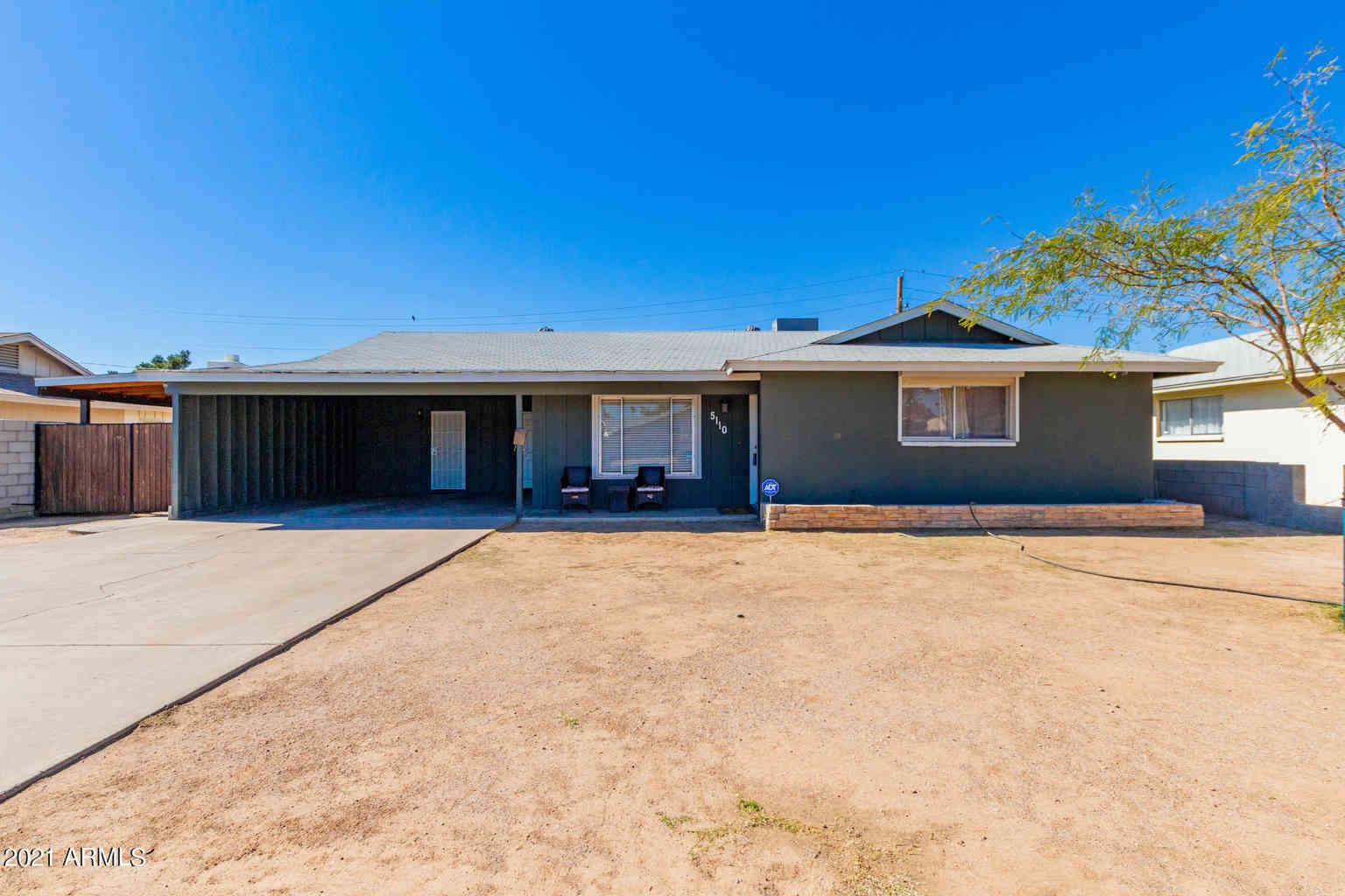 5110 N 40TH Drive, Phoenix, AZ, 85019,