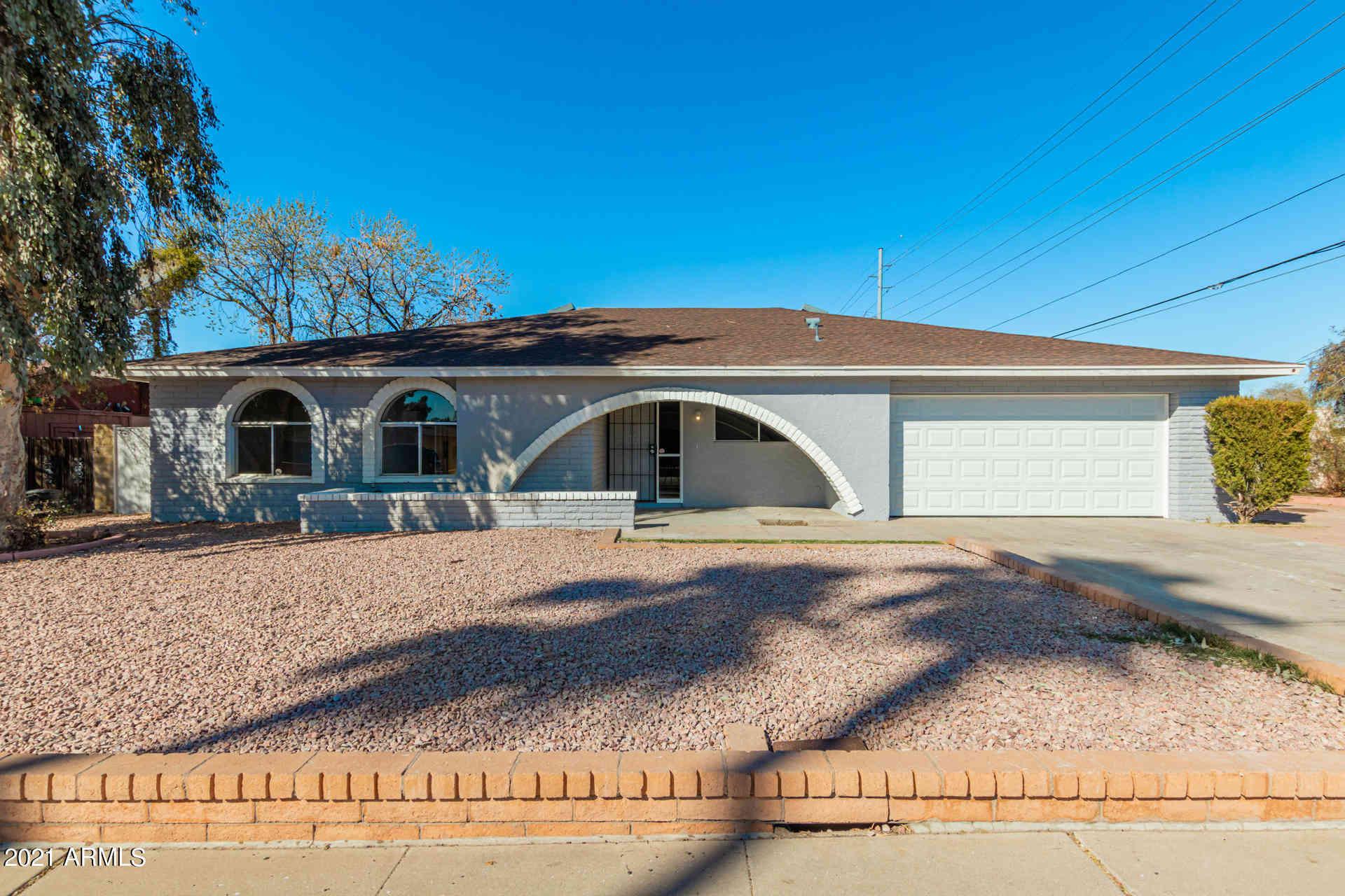 4302 W LARKSPUR Drive, Glendale, AZ, 85304,