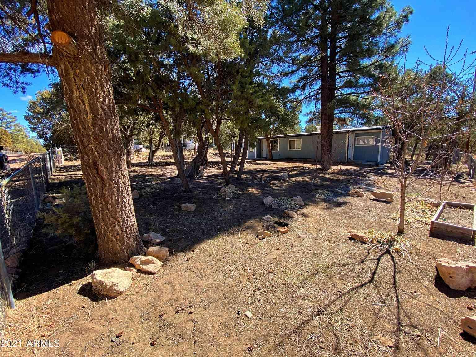 2853 MARKHAM Road, Overgaard, AZ, 85933,