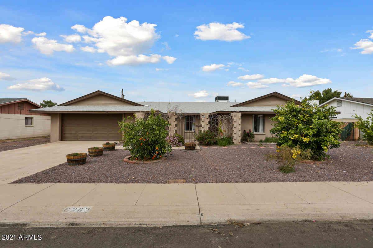 6262 W PIERSON Street, Phoenix, AZ, 85033,