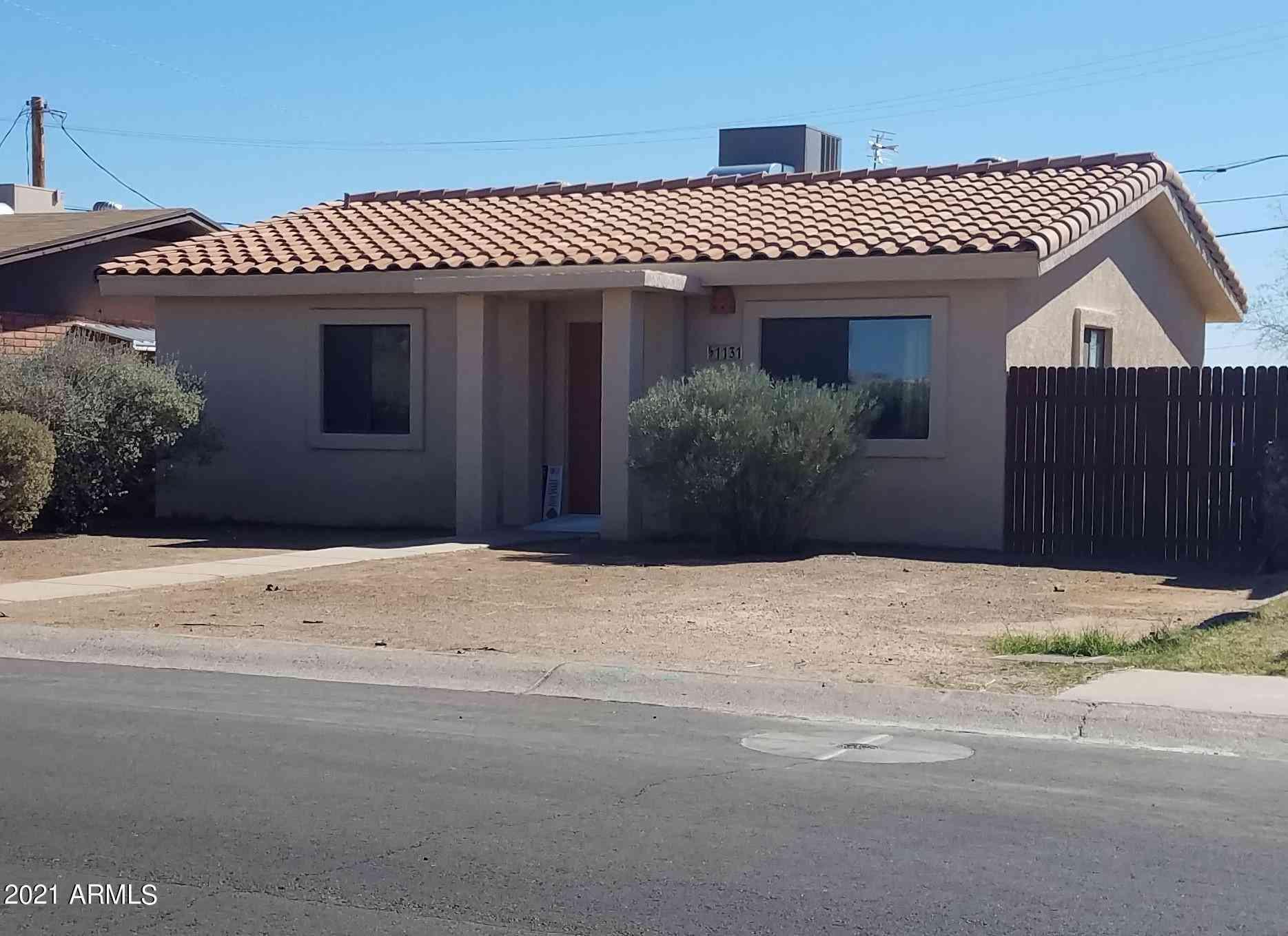 1131 E Cordova Avenue, Casa Grande, AZ, 85122,
