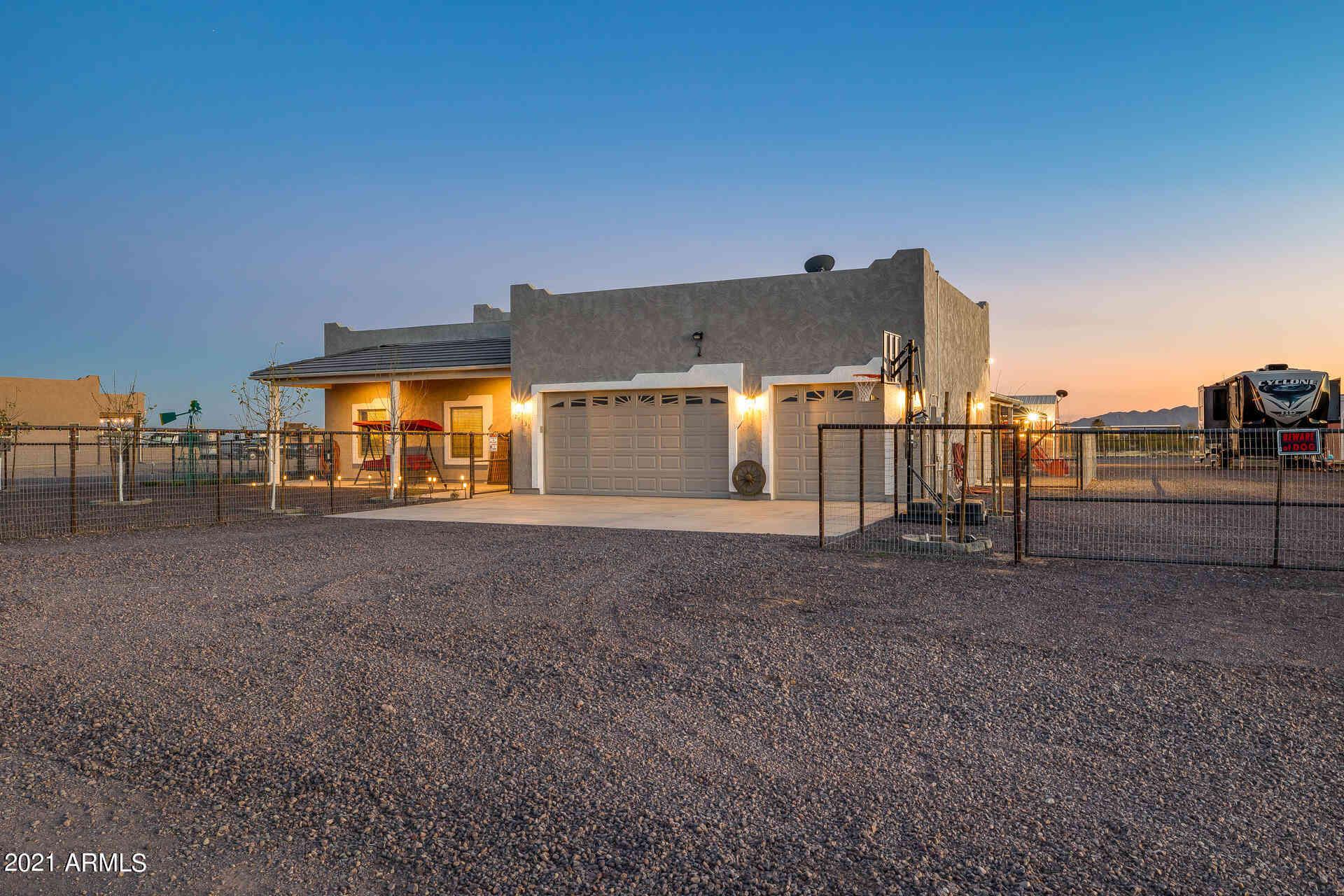 21131 W MORNING VISTA Drive, Wittmann, AZ, 85361,