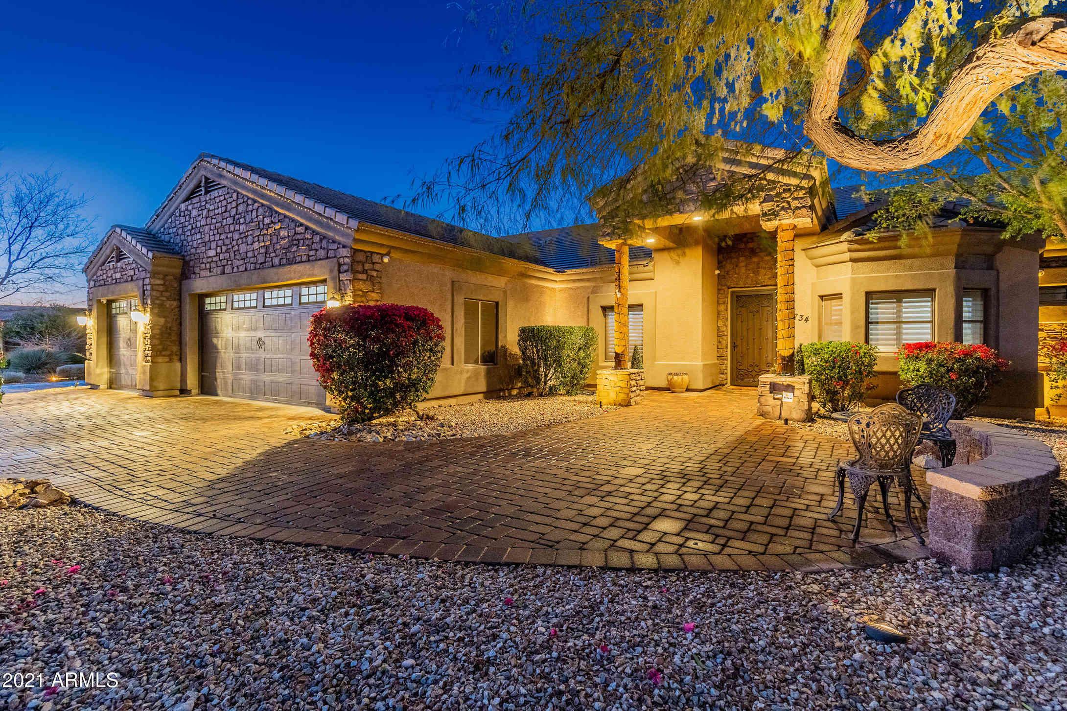 9734 W MARIPOSA GRANDE --, Peoria, AZ, 85383,