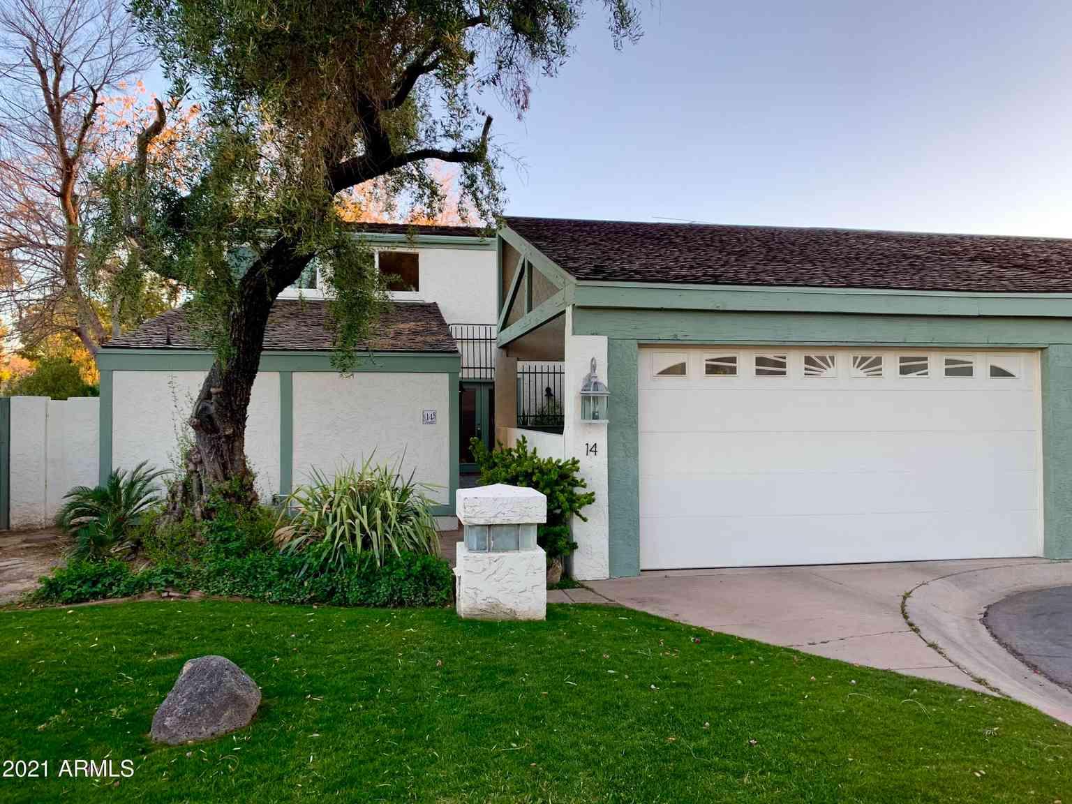 8101 N CENTRAL Avenue #14, Phoenix, AZ, 85020,