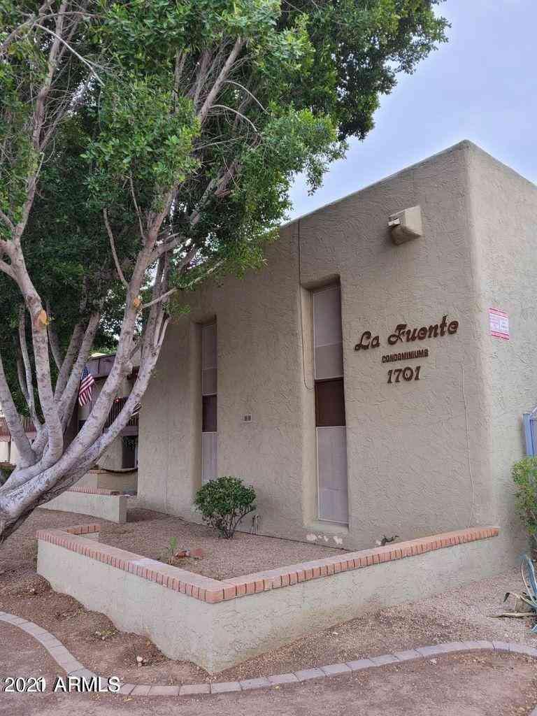 1701 W TUCKEY Lane #222, Phoenix, AZ, 85015,