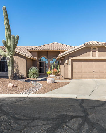 8616 E Bursage Circle Gold Canyon, AZ, 85118