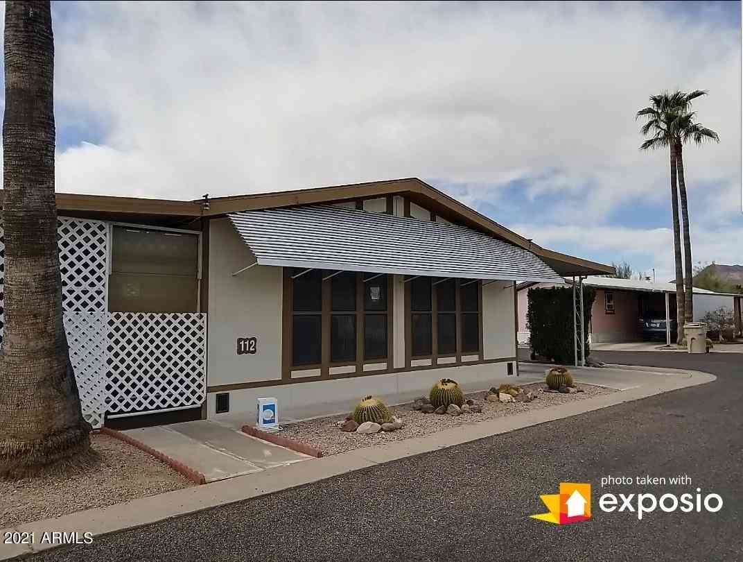 2900 W SUPERSTITION Boulevard #112, Apache Junction, AZ, 85120,