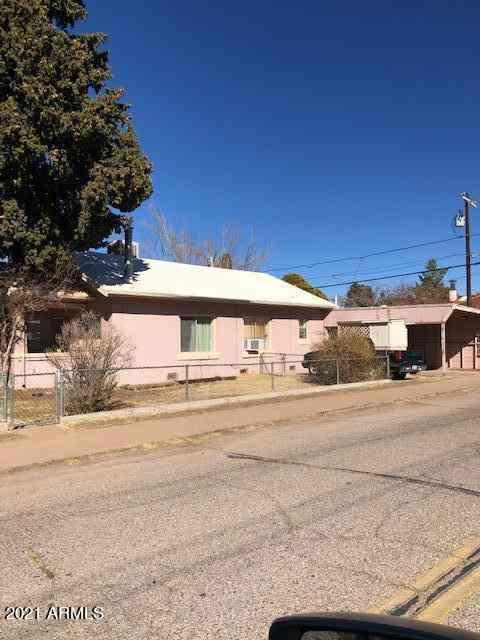 400 HOVLAND Street, Bisbee, AZ, 85603,