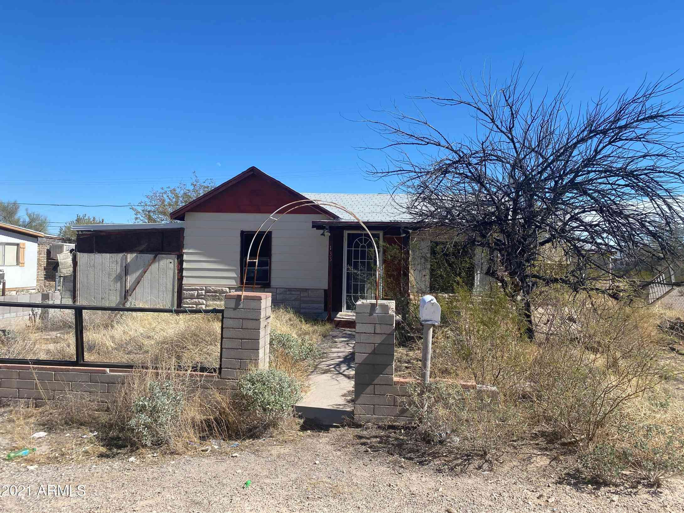1330 N JEFFERSON Avenue, Ajo, AZ, 85321,