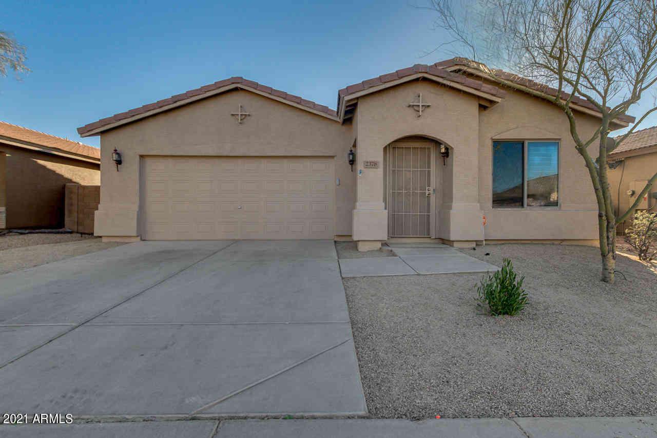 2378 N GREENBRIER Lane, Casa Grande, AZ, 85122,