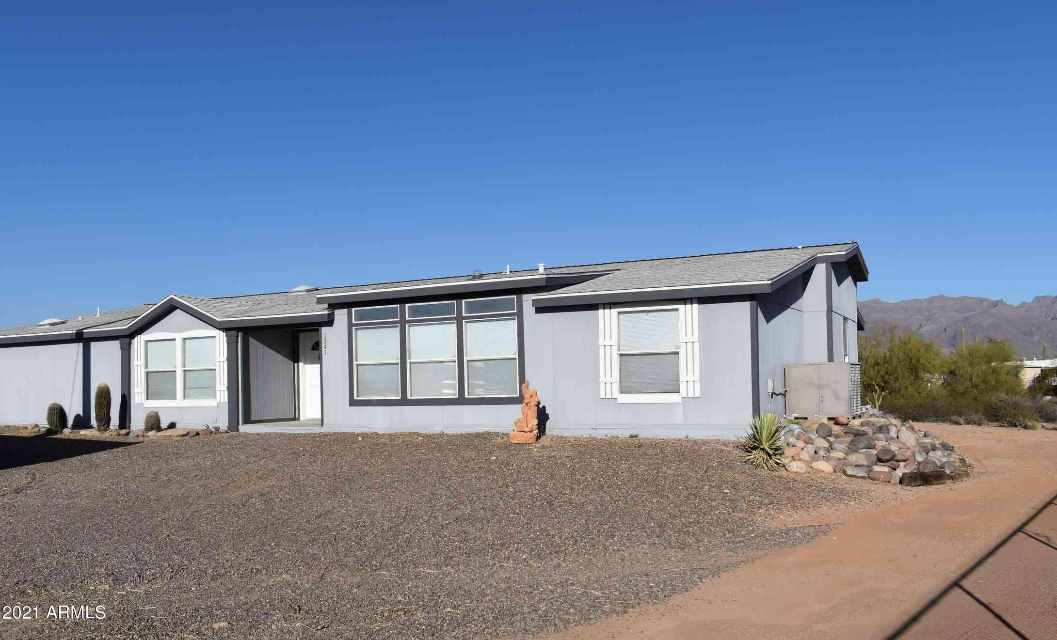 1341 S CHAPARRAL Road, Apache Junction, AZ, 85119,
