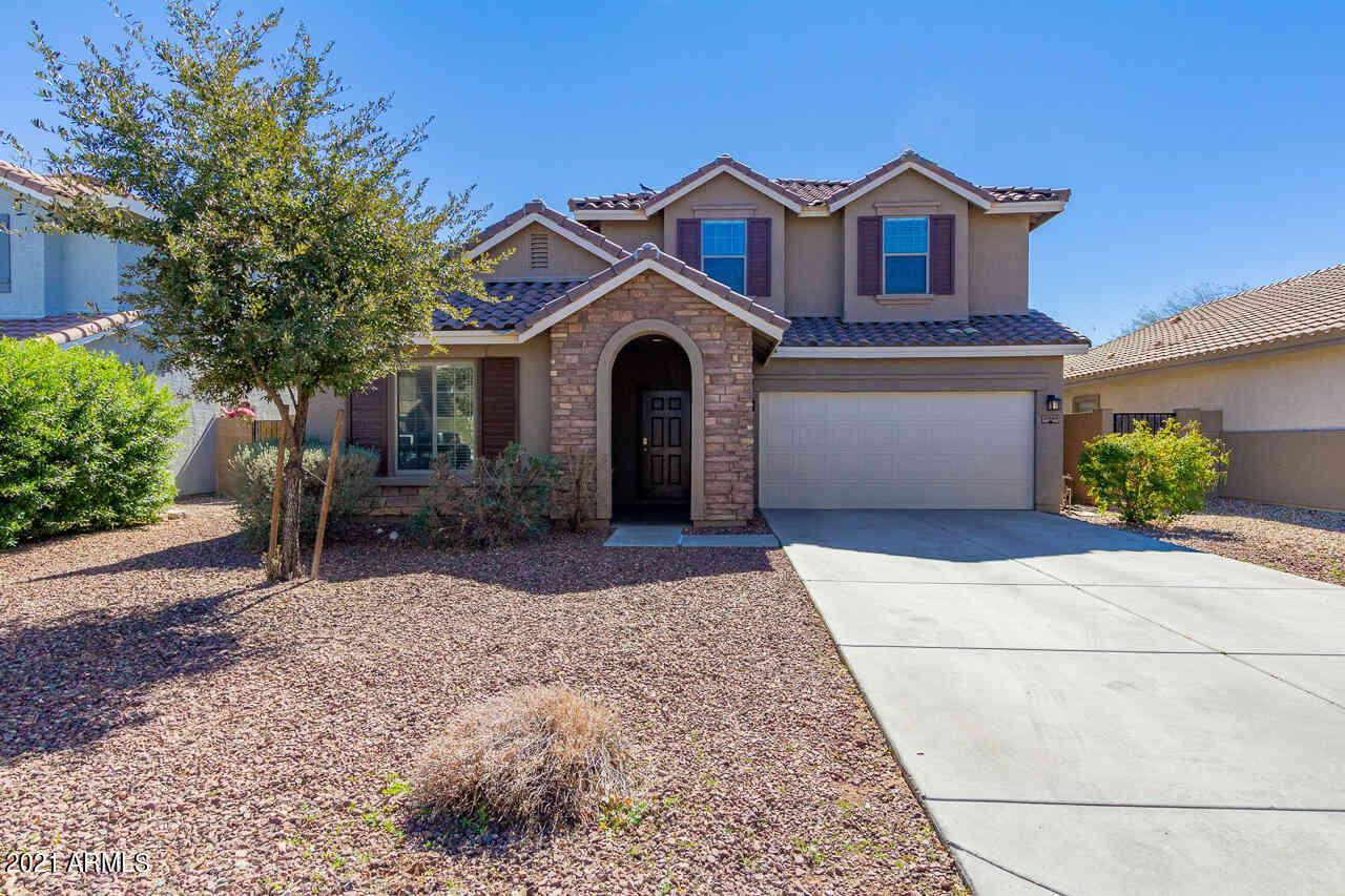 21989 W HADLEY Street, Buckeye, AZ, 85326,