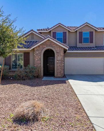 21989 W HADLEY Street Buckeye, AZ, 85326