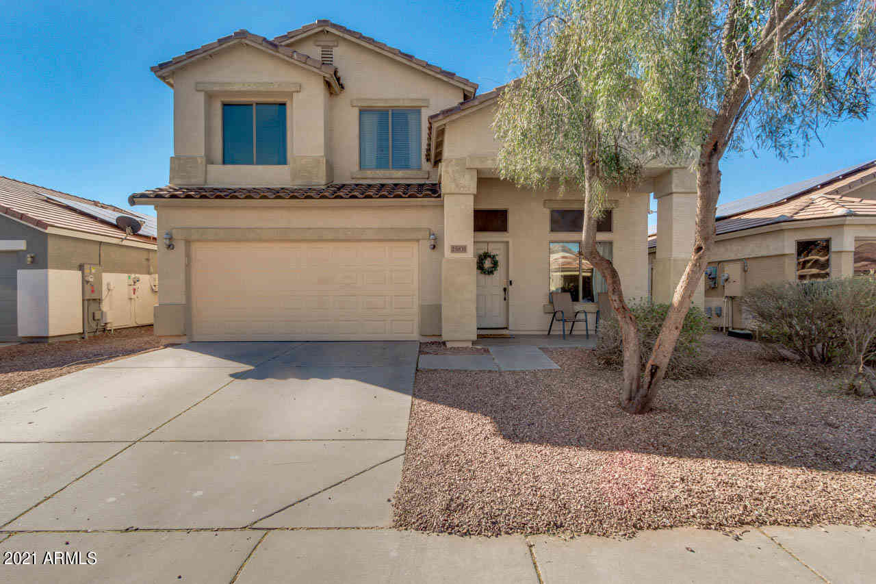 25831 W VICTORY Street, Buckeye, AZ, 85326,