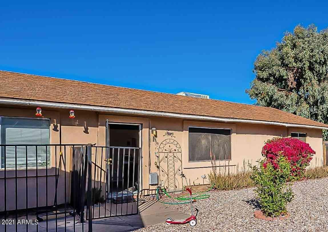 4728 E Camino Street, Mesa, AZ, 85205,
