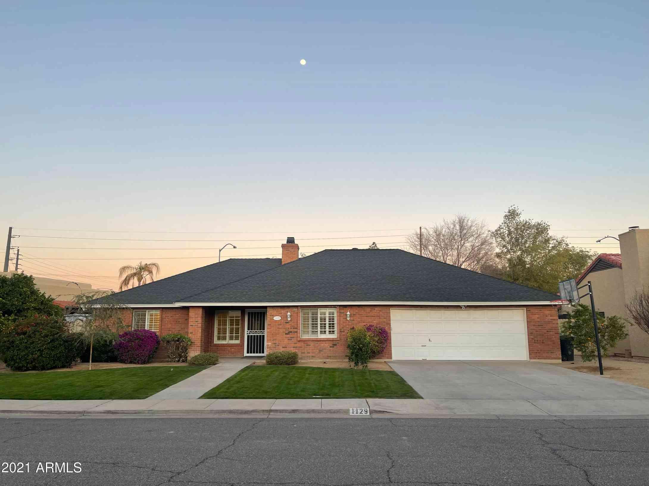 1129 N WINTHROP Circle, Mesa, AZ, 85213,