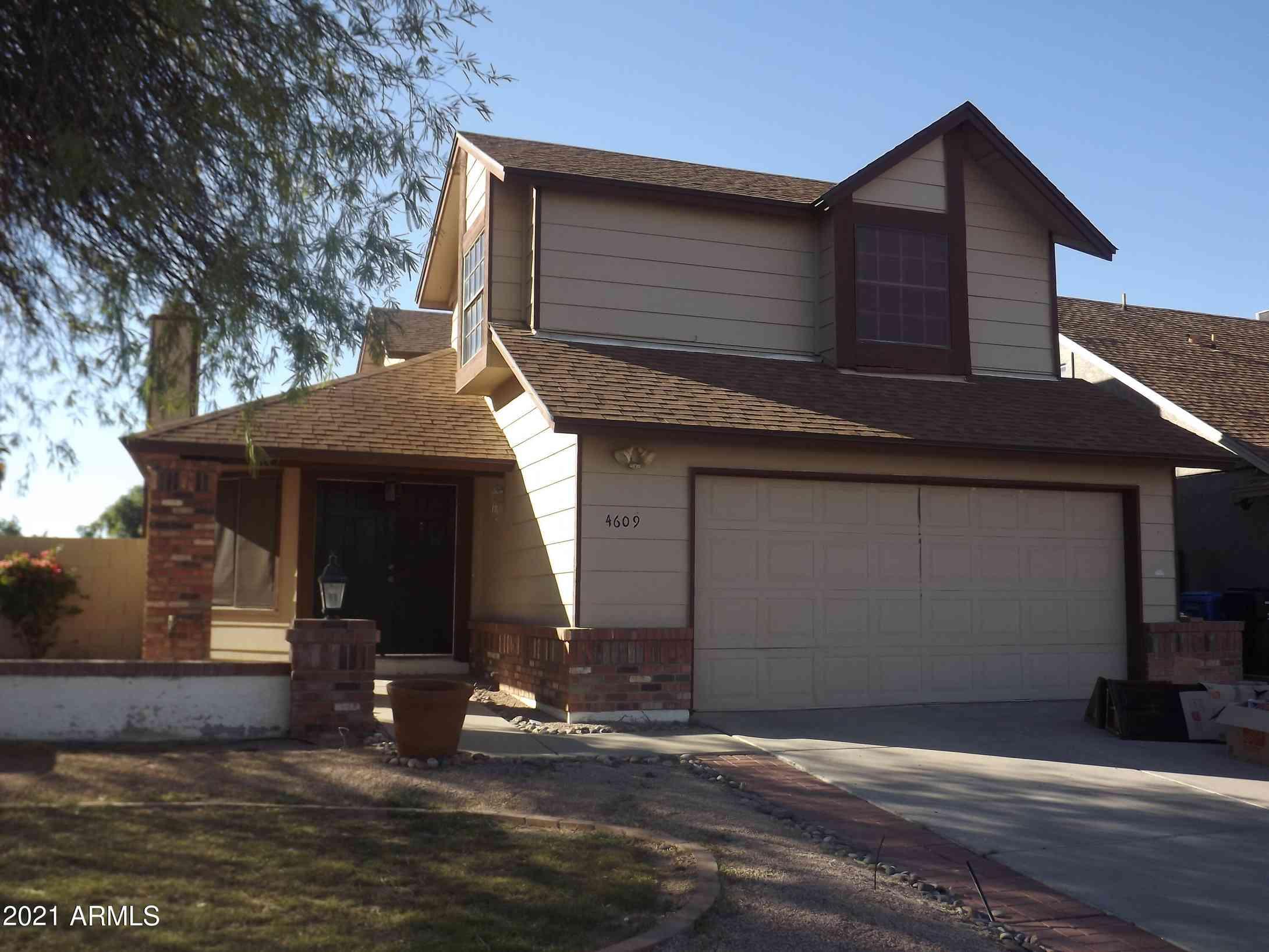 4609 E CARMEN Street, Phoenix, AZ, 85044,