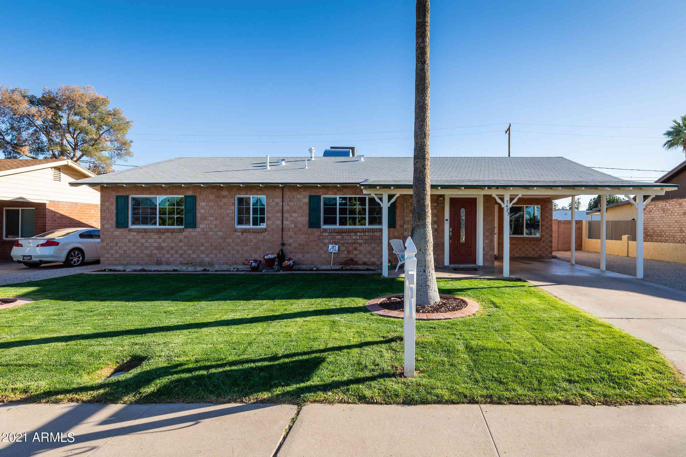 7425 E HOLLY Street, Scottsdale, AZ, 85257,
